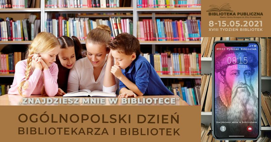 Strzegom: Tydzień Bibliotek