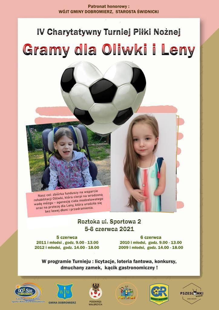 Roztoka: Dla Oliwii i Leny