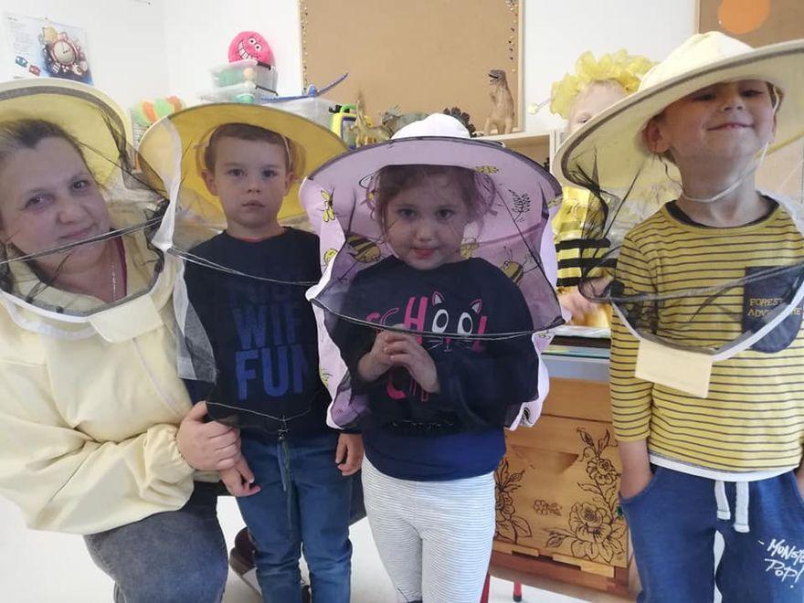 Bystrzyca Dolna: Dzień Pszczół w przedszkolu