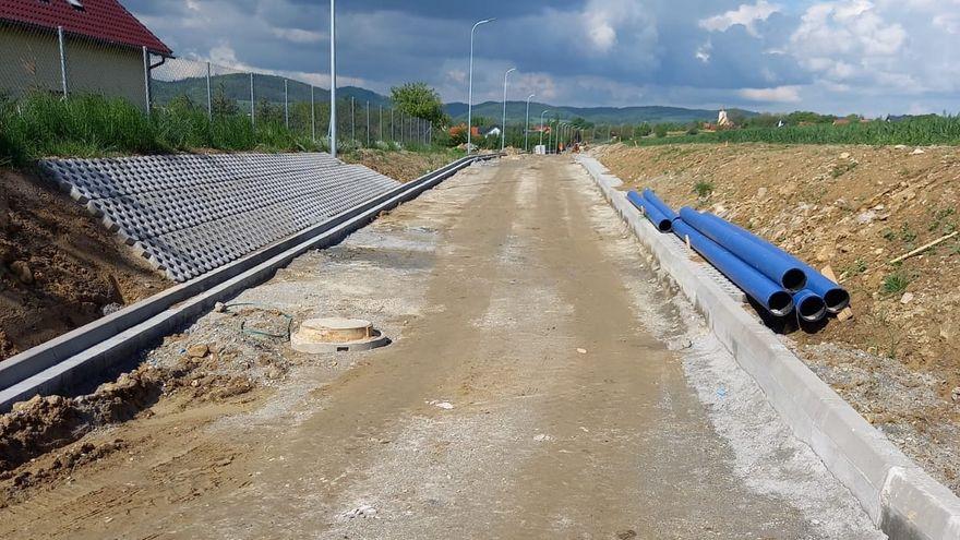 Witoszów Dolny: Trwa budowa