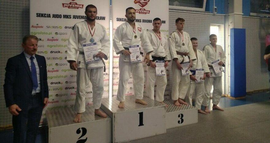 Strzegom: Brawa dla judoków