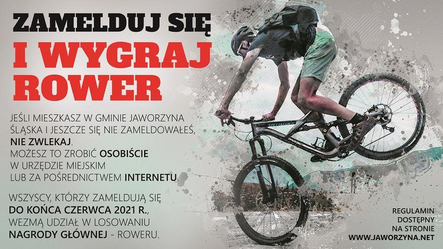 Jaworzyna Śląska: Możesz wygrać rower