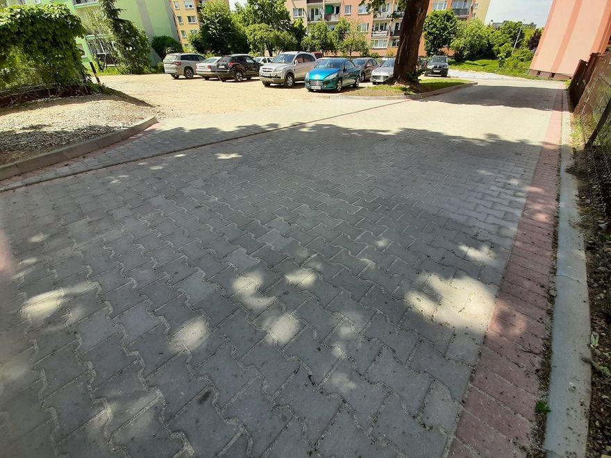 Świdnica: Powstaje parking