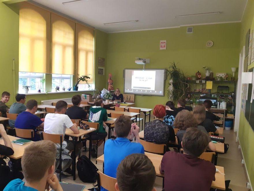 Świdnica: Biotechnologia w liceum