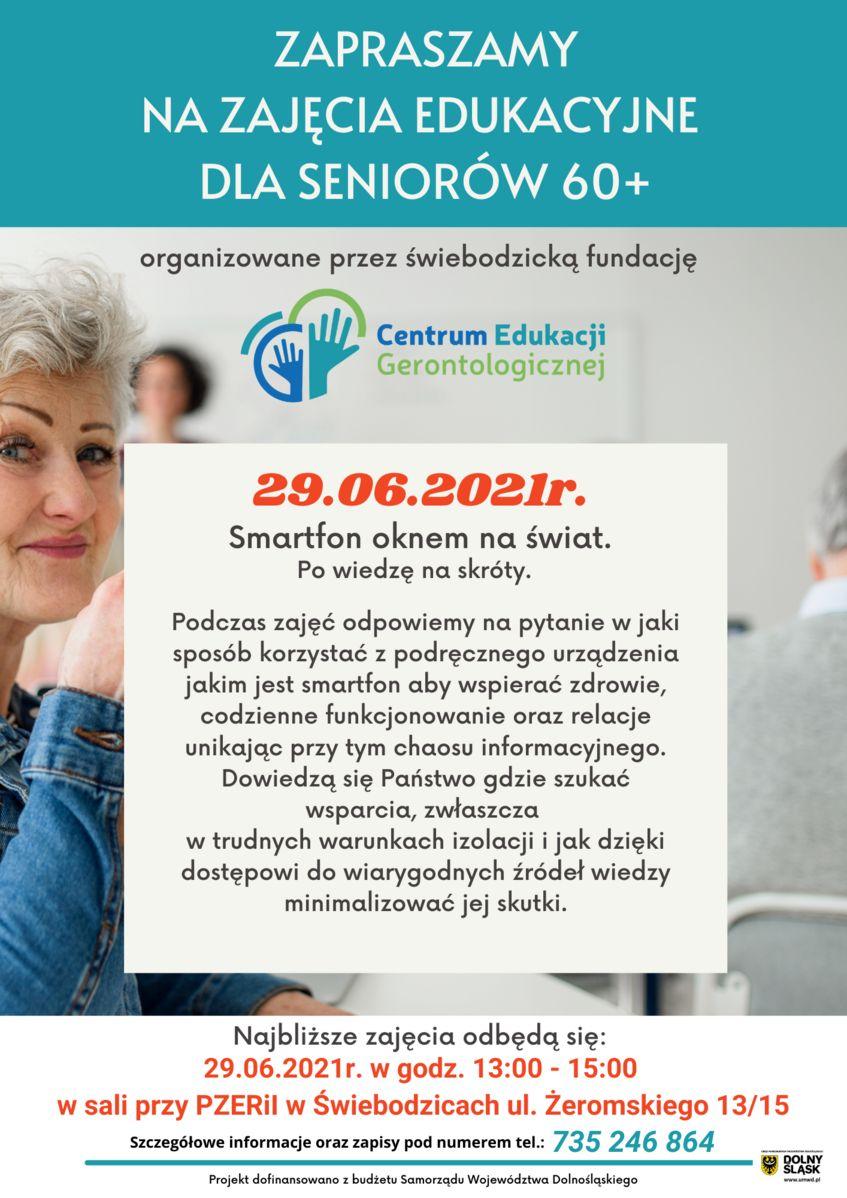 Świebodzice: Coś dla seniorów