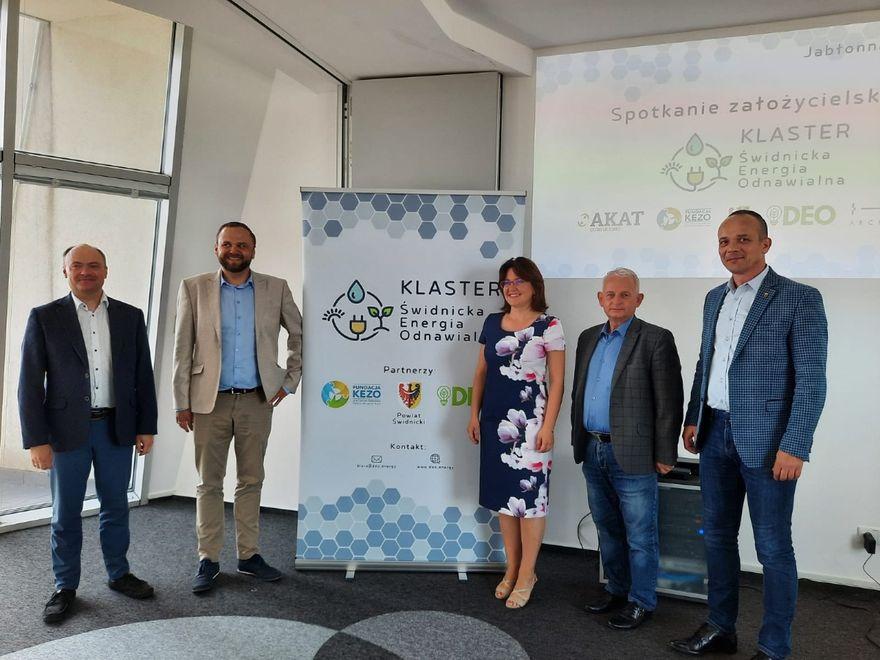 powiat świdnicki: Tańsza energia