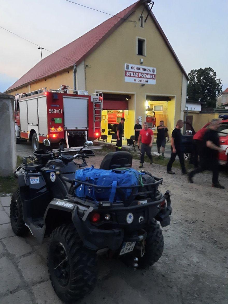 Gmina Świdnica: Odnaleźli seniora