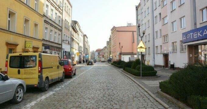 Strzegom: Przebudują Dąbrowskiego