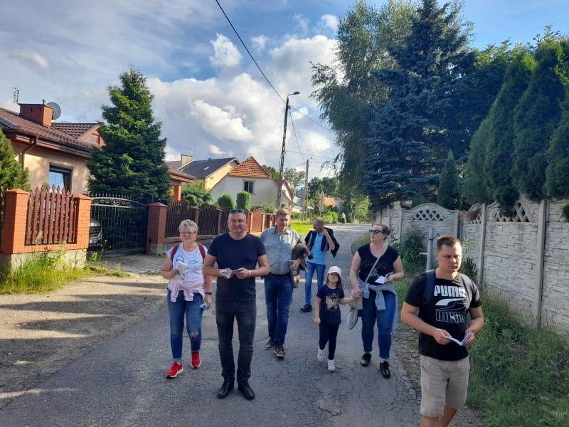 Gmina Świdnica: Śladami Krebsa