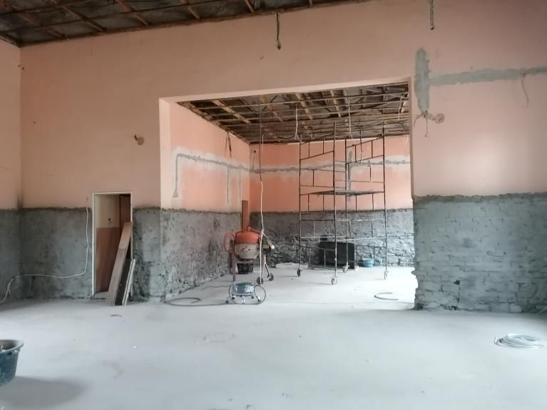 Czechy: Świetlica do przebudowy