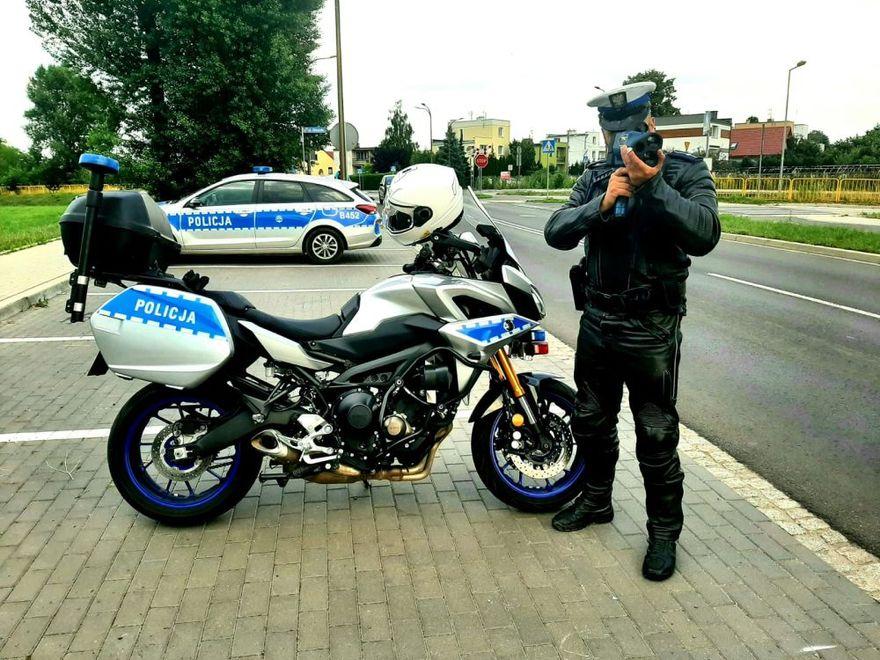 Świdnica/powiat świdnicki: Sprawdzali motocyklistów