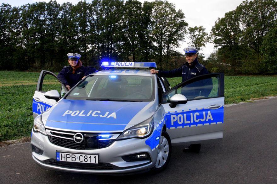Świdnica/REGION: Praca w policji