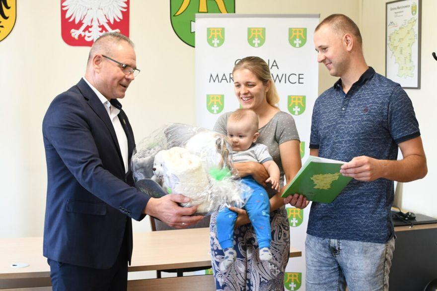 Gmina Marcinowice: Nowi mieszkańcy