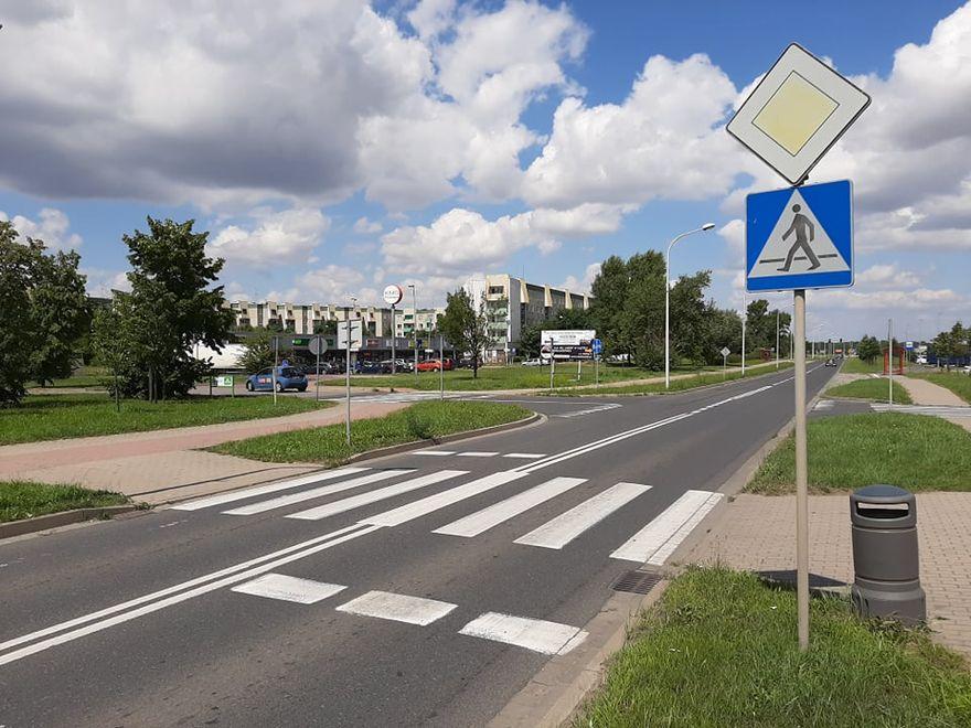 Świdnica: Bezpieczniej na przejściach