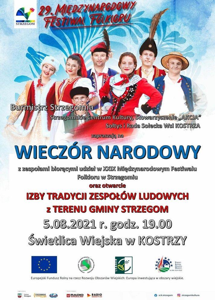 Strzegom: Festiwal folkloru