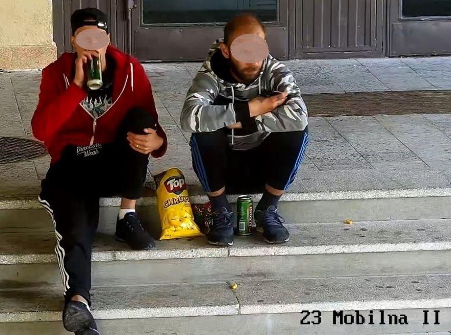 Świdnica: Mandat za piwo