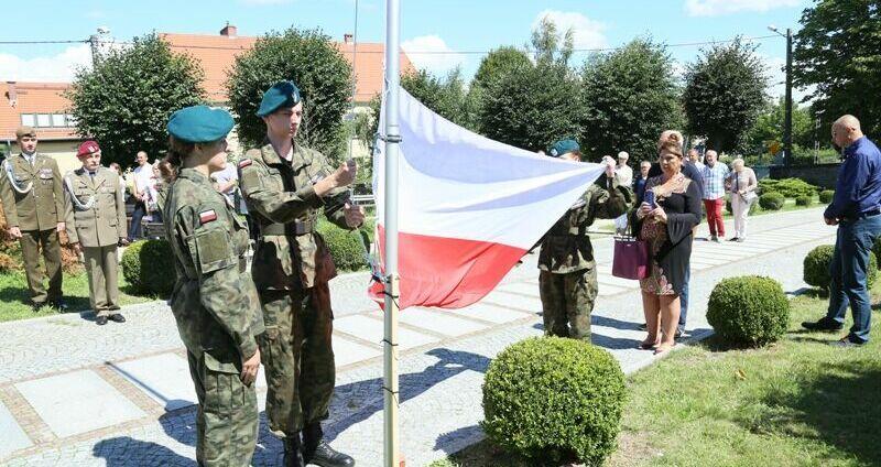 Jaroszów: Przyrzeczenie strzeleckie