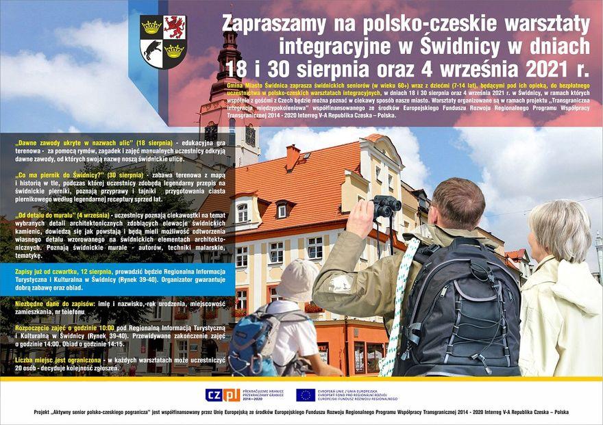 Świdnica: Warsztaty integracyjne