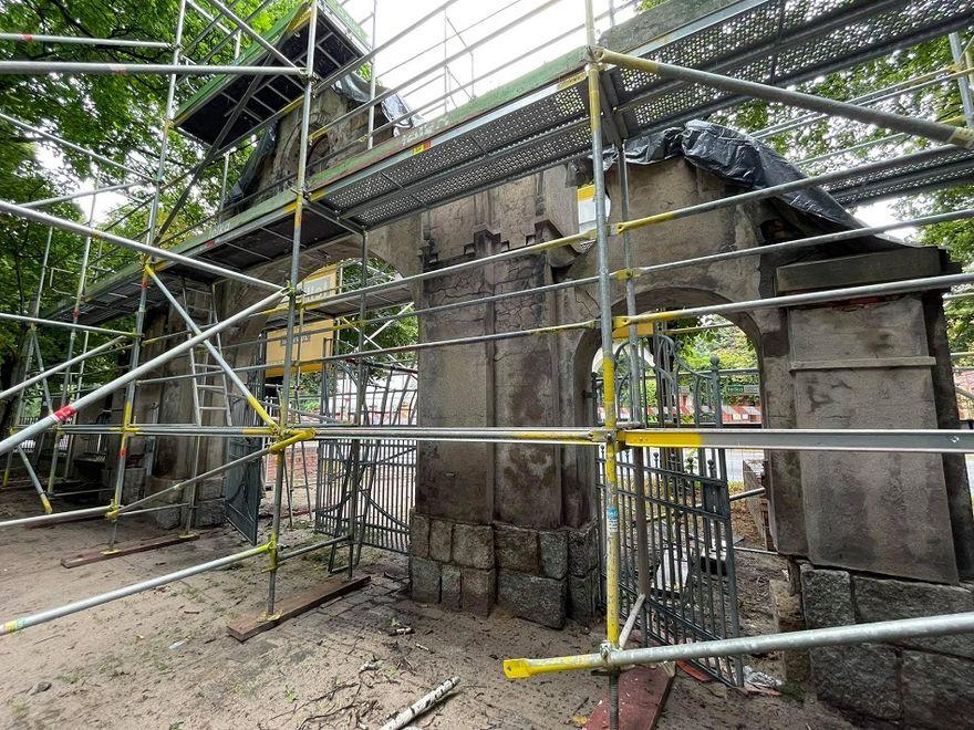 Świdnica: Brama do renowacji