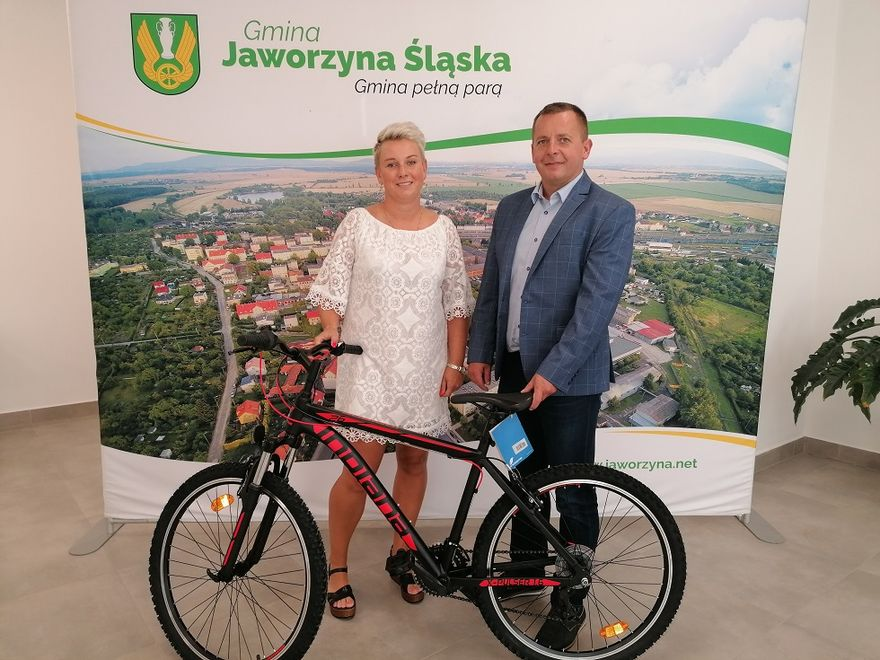 Tomkowa: Wygrała rower