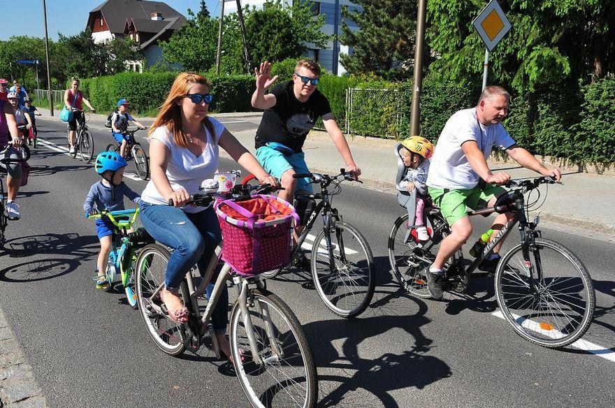 Świdnica: Rajd rowerowy
