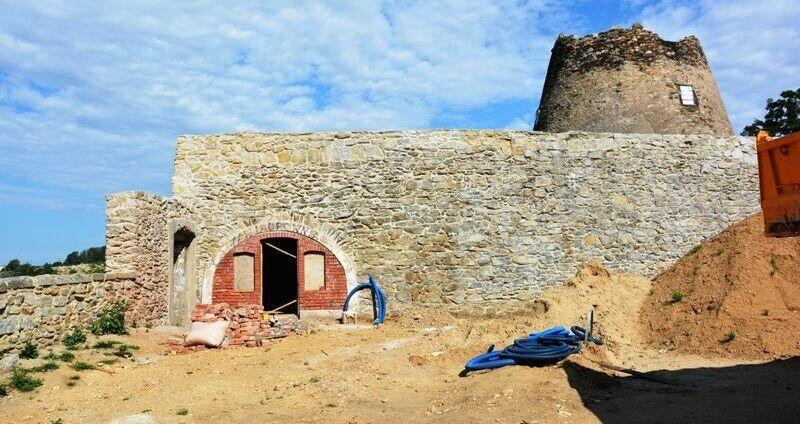 Strzegom: Pięknieje Fort Gaj
