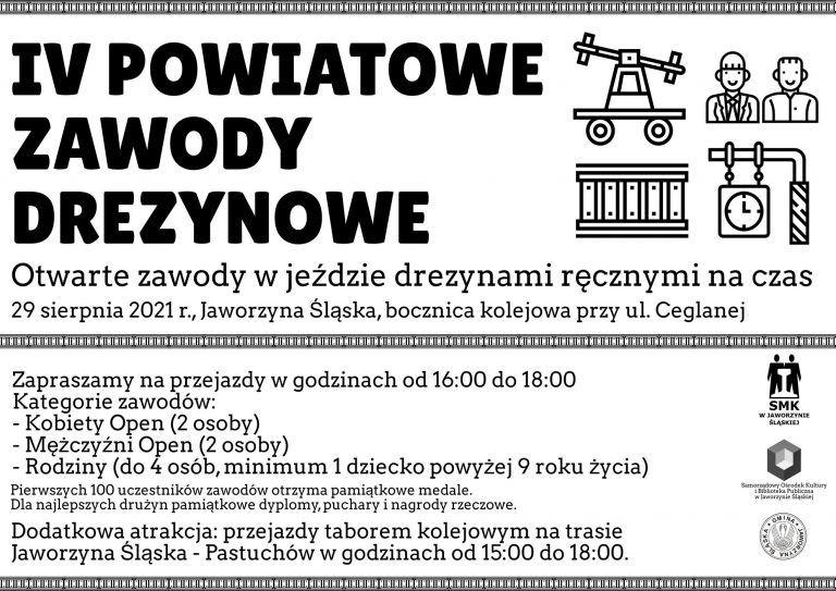 Jaworzyna Śląska: Drezyny w Jaworzynie