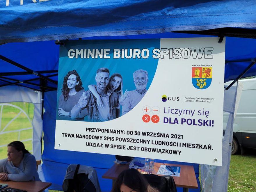 Gmina Świdnica: Dożynki ze spisem