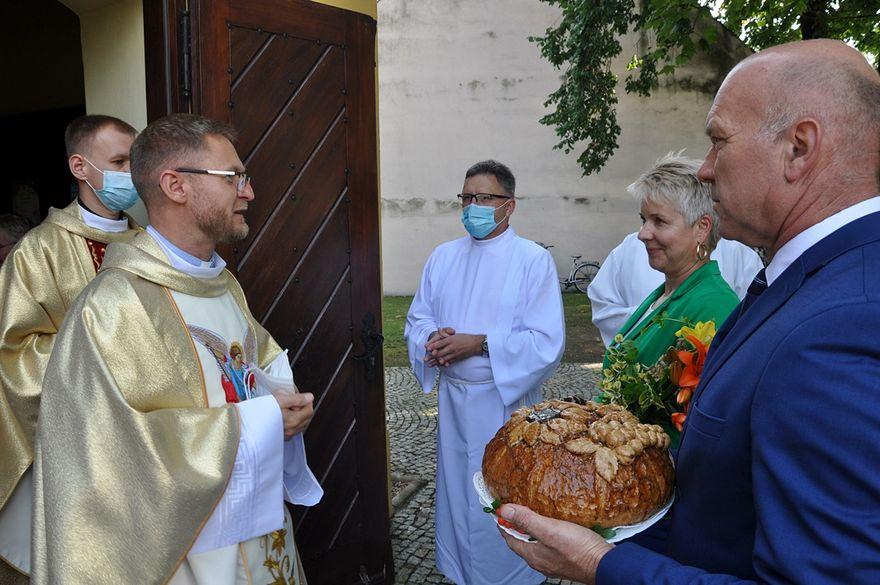 Gmina Świdnica: Prosili o urodzaj