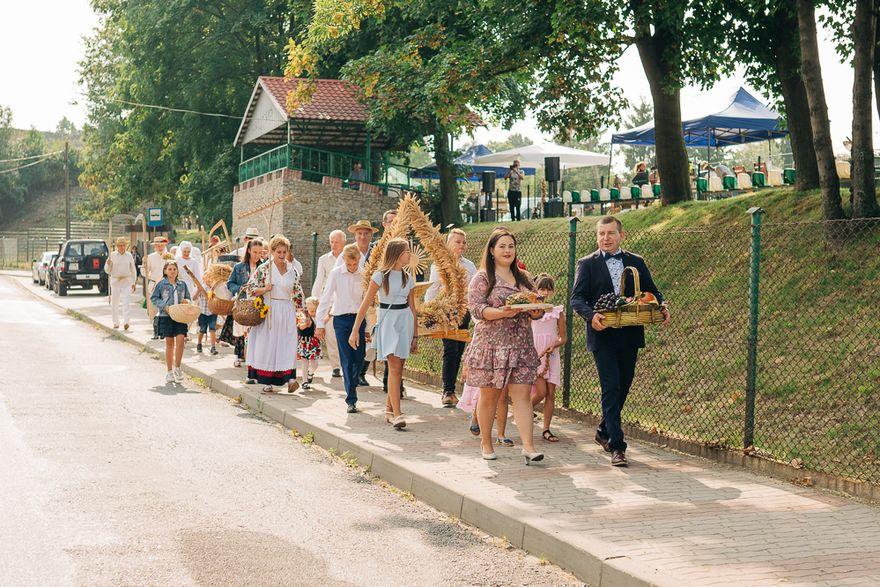 Mokrzeszów: Dożynki parafialne
