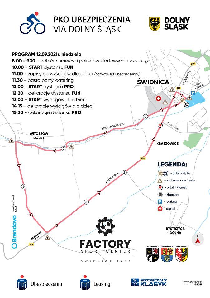 Świdnica: Wyścig amatorów