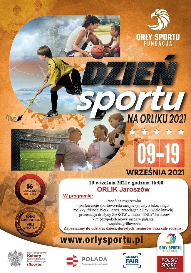 Jaroszów: Dzień sportu