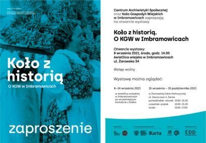Imbramowice: Ekspozycja w Imbramowicach