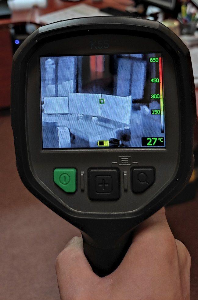 Witoszów Dolny: OSP z kamerą termowizyjną
