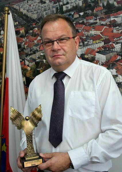 Świebodzice: Burmistrz nagrodzony