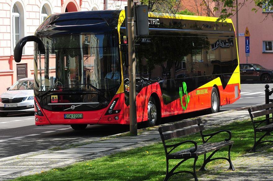 Świdnica: Zrównoważony transport