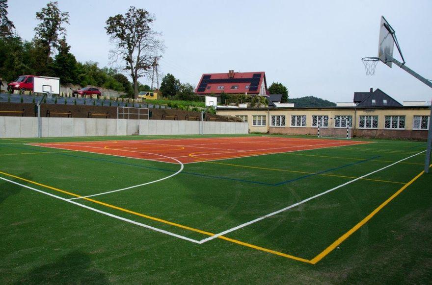 Strzegom: Nowe boisko