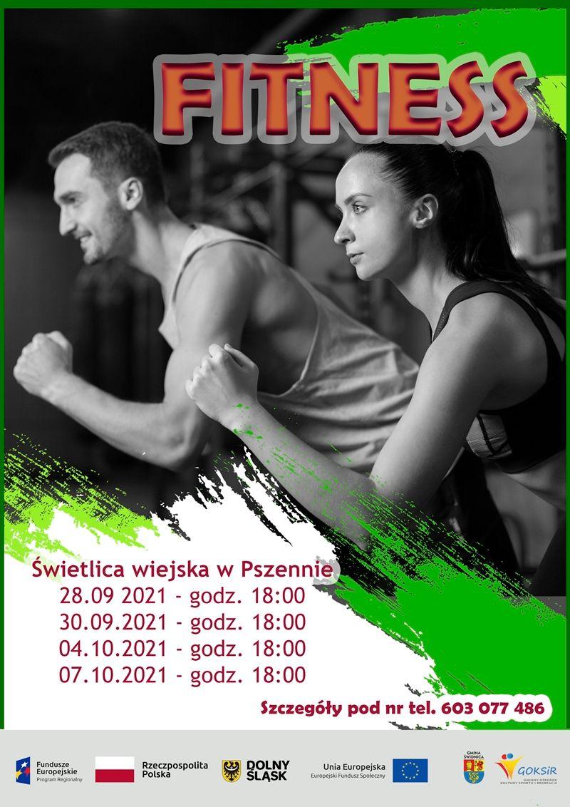 Pszenno: Zajęcia fitness