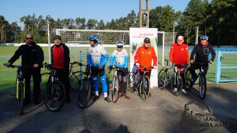 Nowice: Rowerem po zdrowie