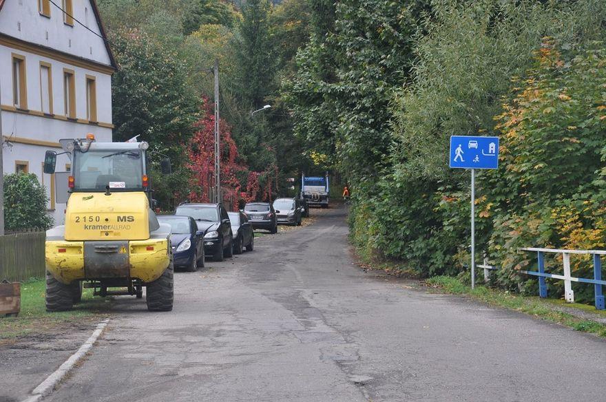 Bystrzyca Górna: Przebudowa drogi