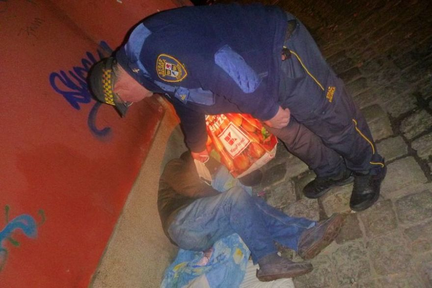 Świdnica: Trudny czas dla bezdomnych